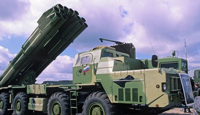 Deadly Typhoon, Russia Army Will Receive 40 Tornado Rocket Systems in Syria