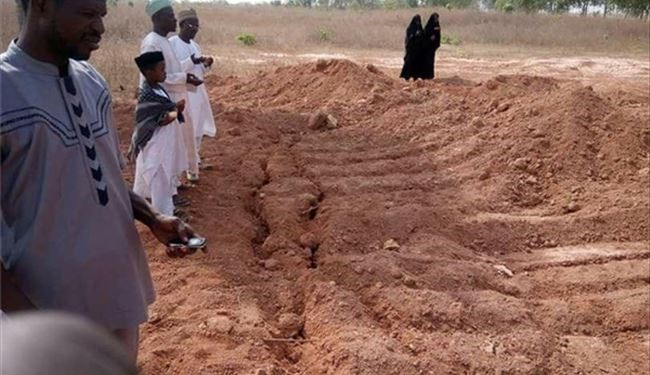 Mass Grave of Nigerian Shiites Killed by Army Found in Kaduna State