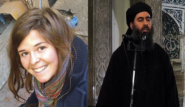 ISIS Leader's Widow Charged for Keeping US Hostage Kayla Mueller and Yazidi Women as Sex Slaves