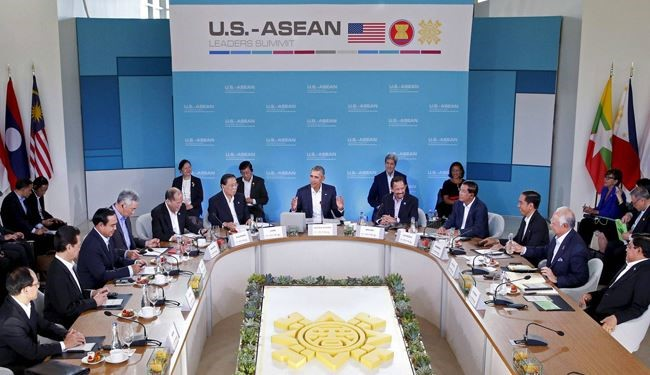 China the Focus as Obama Hosts Southeast Asian Leaders
