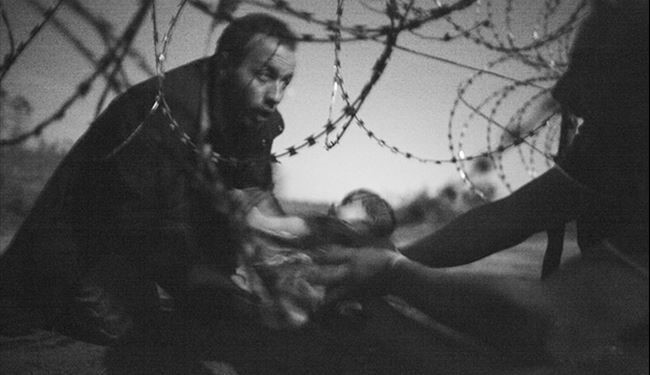 SEE World Press Photo of the Year That Goes to Migrant Crisis Issue