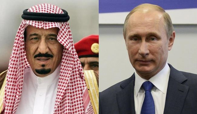 Saudi Arabia King Salman Hails US-Russia Truce Implementation in Syria