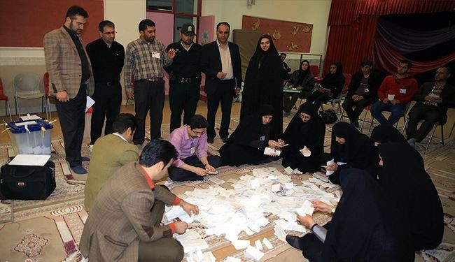 Iran's Interior Ministry: Election Turnout 33mln So Far