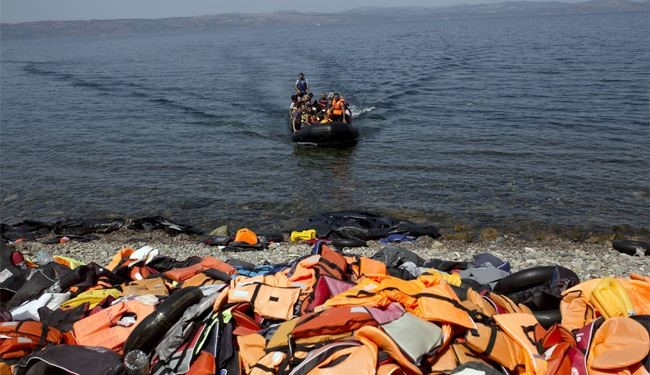Over 131,000 Refugees Reached Europe by Sea in 2016: UN