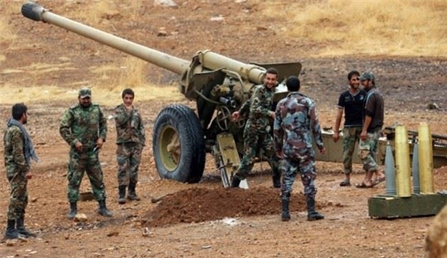 ISIS Terrorists Suffer Heavy Losses under Syrian Army Artillery Shelling in Deir Ezzor