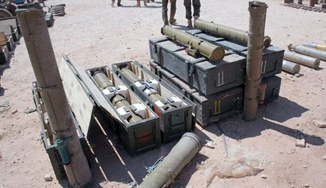 Syrian Army Units Seize More Arms Cargo of Terrorists in Sweida