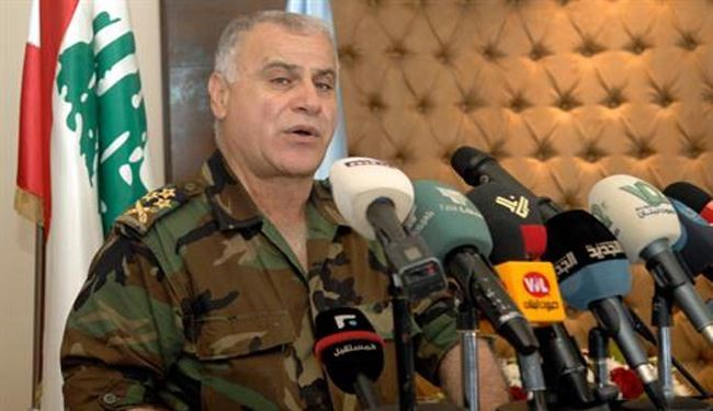 Lebanese Army Fully Ready to Counter All Threats: Army Chief