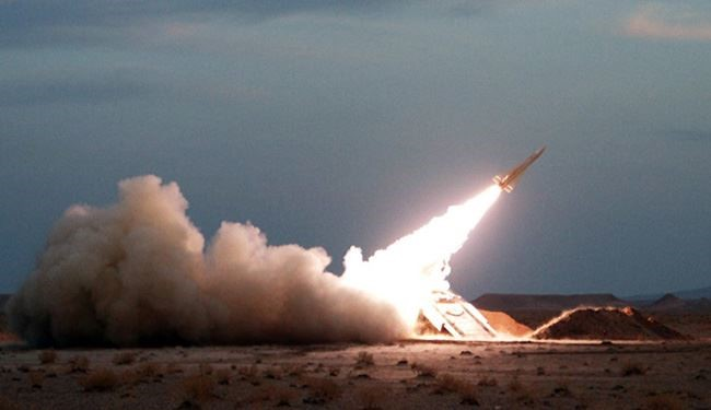 IRGC Holds Final Stage of Missile Wargame