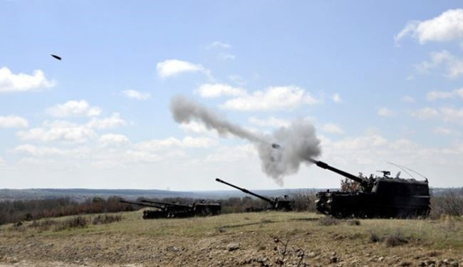 Turkey Army Fires Artillery Rounds into Syria after Alleged Attack