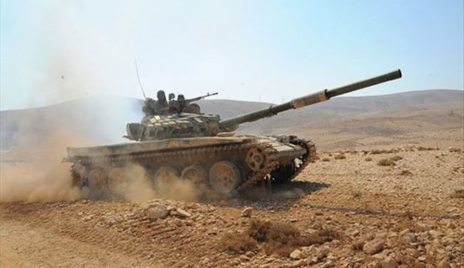 Syrian Army Units Regain More Grounds from ISIS in Homs Province