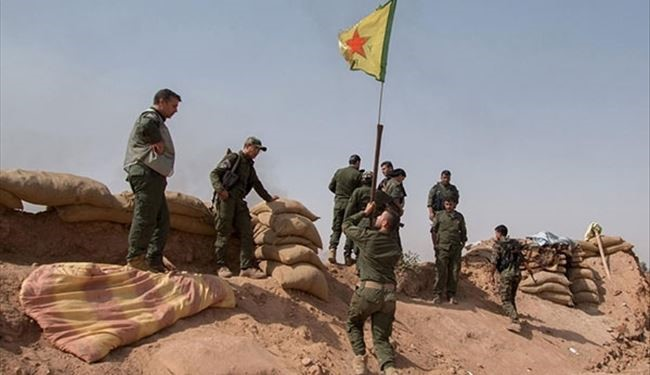 Heavy Fighting Intensifying between Kurdish Fighters, ISIS Militants in Syria's Hasaka