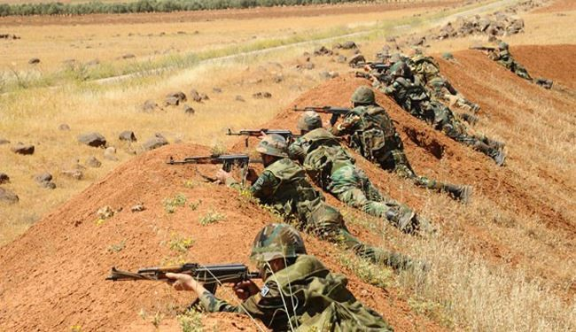 Syrian Army Encircles Hundreds of Militants Northeast of Lattakia
