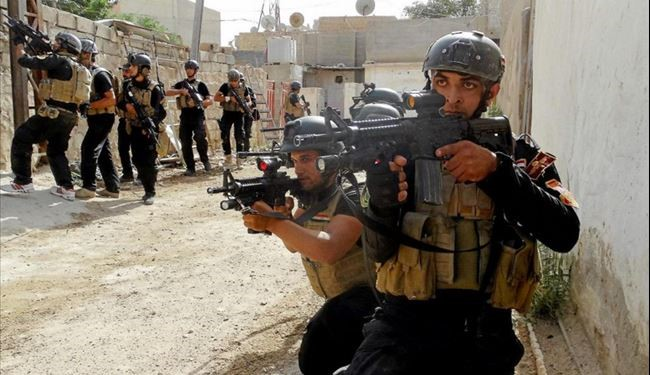 Iraqi Security Forces Detain 80 ISIS Terrorists in Western Ramadi
