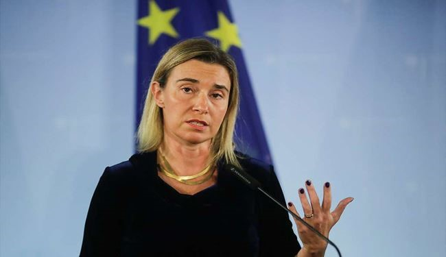 Iran Missile Tests Don't Violate Nuclear Agreement: EU's Mogherini