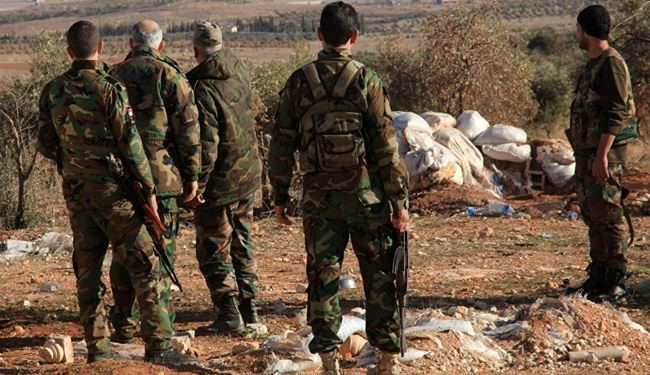 Syrian Army Retakes Key Road in Deir Ezzor