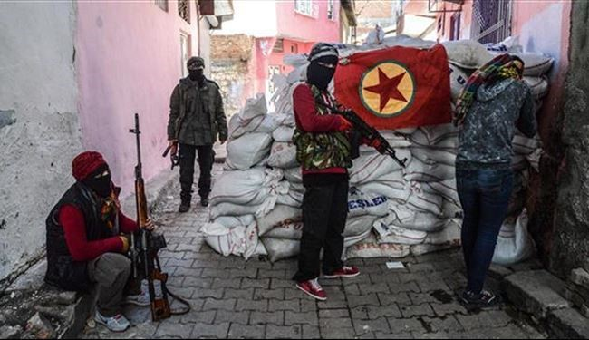 PKK Leader: Turkey's Kurds Full of Feelings of Revenge