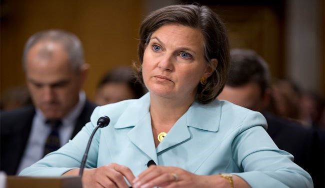US Will Not Remove Sanctions against Russia after Syria Pullout: Victoria Nuland