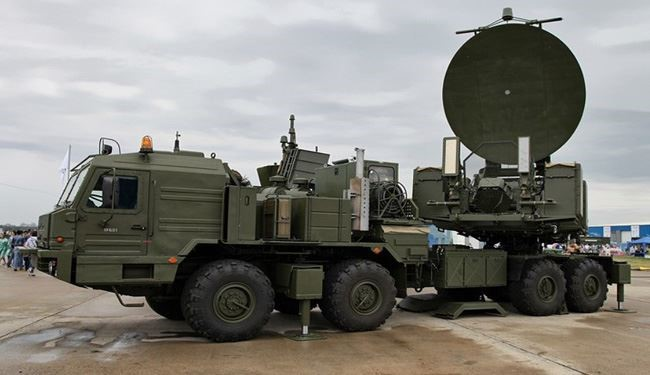 Russian Radio-Electronic Warfare Complexes Proved Effective in Syria War