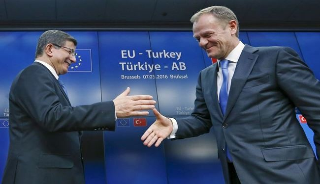 UN Cautious over How EU-Turkey Migrant Deal Implemented