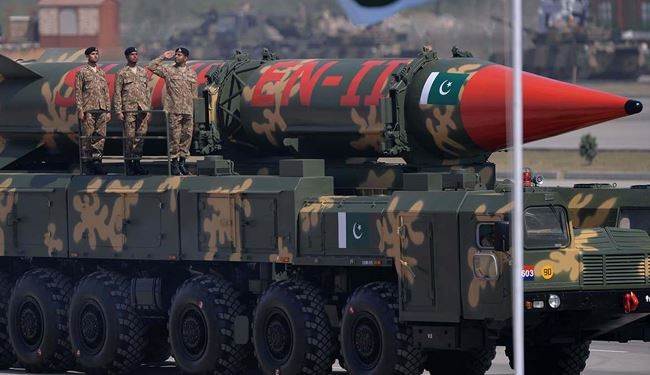 Our Nuclear Arsenal Is Here to Stay: Pakistan General to US