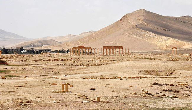 Russia Sends Bomb Disposal Experts to Syria to Demine Palmyra