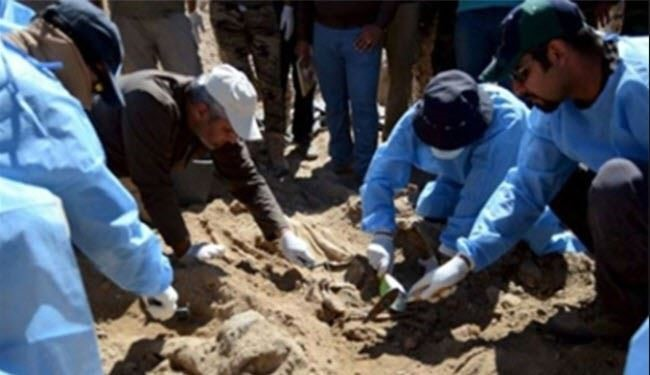 Mass Grave Found in Palmyra, Army Operation Continues in Idlib and Hama