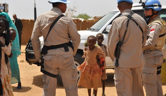 UN Peacekeepers Prosecuted for Being Involved in Raping Young Girl