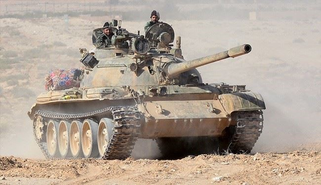 Syrian Army Units Regain Several Areas from ISIS in Hama