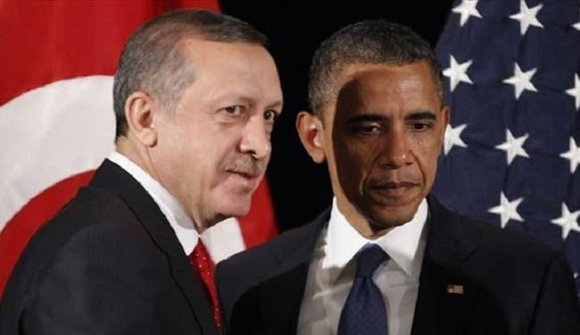Ankara Backs Chemical Attacks with Obama's Agreement