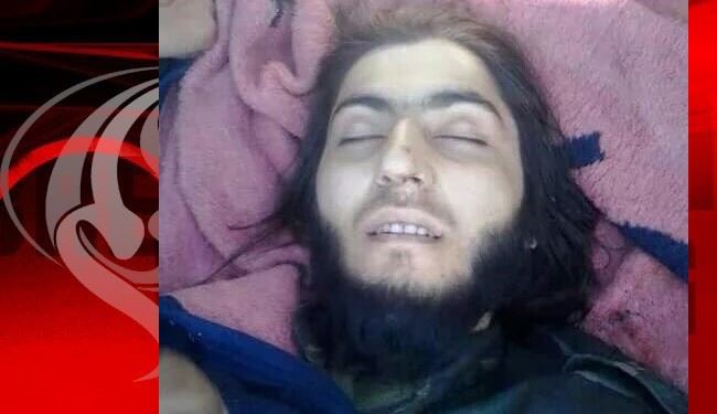PIC: Syrian Terrorist Commander killed in Syrian Army Offensive in Aleppo
