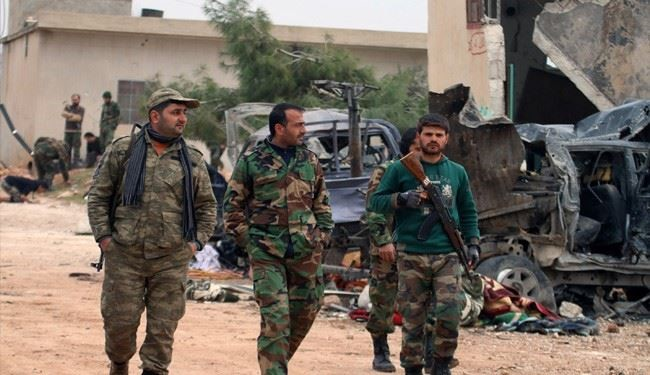 Syrian Army Troops Seize Full Control of Key Area in Southern Aleppo