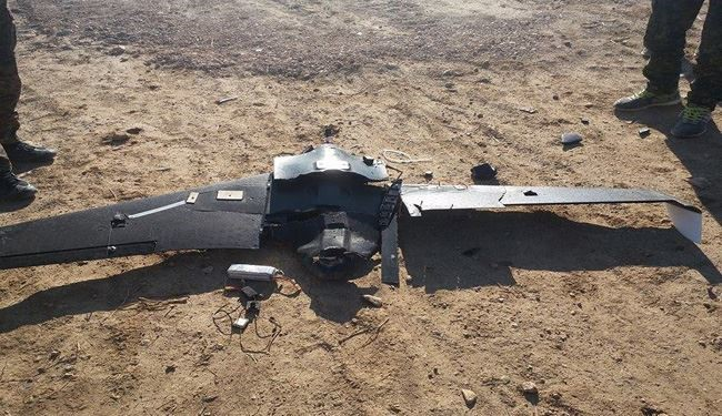 Second ISIS Drone Shot down by Iraqi Army in Anbar
