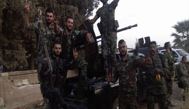 Terrorists Repelled by Syrian Army Left Dozens Dead in Lattakia