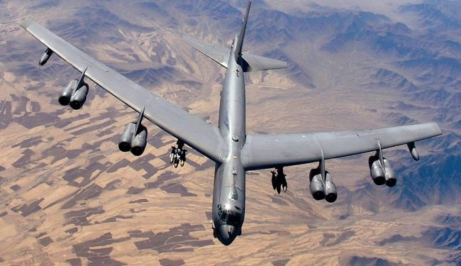 United States Launches B-52 Bombers in Syria, Iraq against ISIS Militants