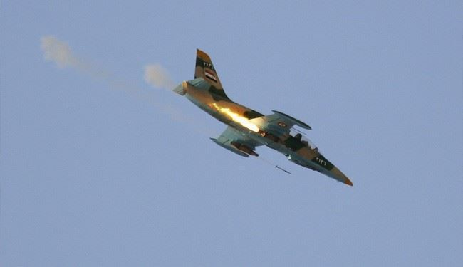 Syrian Fighter Jets Target ISIS Women Brigade Building in Raqqa