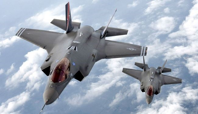 United States Will Not Sell F-35 Warplanes to Arab Countries: Report
