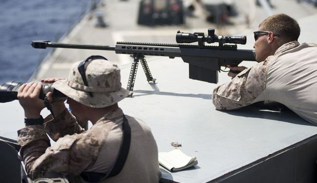 US Deploys over 200 Marines in South Yemen, Stations Assault Ship