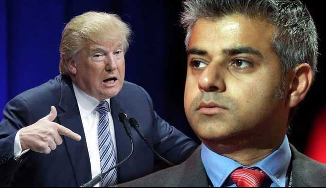 London Newly-Elected Muslim Mayor Allowed to Enter US: Trump
