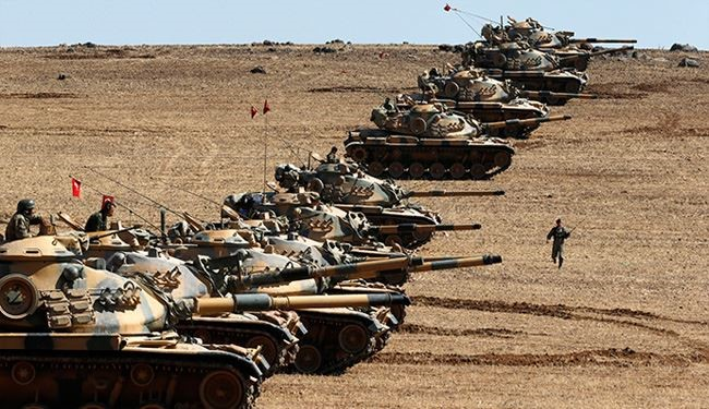 Turkey Launches Military Operation against ISIS in Syria to Establish Buffer Zone