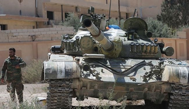 Syrian Army Repels ISIL Attacks North of Homs-Palmyra Highway