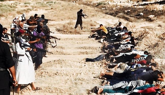 Iraqi Army Troops Kill ISIS Butcher behind 2014 Speicher Massacre