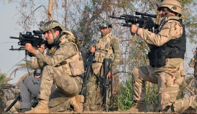 During Battles in Iraq's Anbar Province 10 ISIS Militants Killed