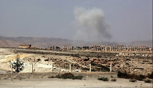 ISIS Terrorists Explode Central Syrian Gas Field near Palmyra: Monitor