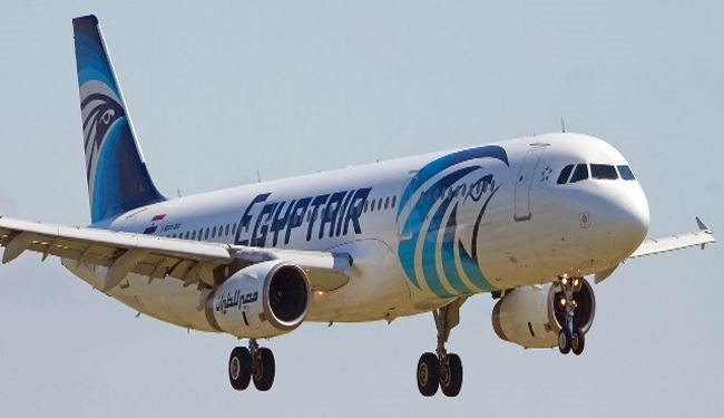 Egypt Jet with 69 Aboard Disappears