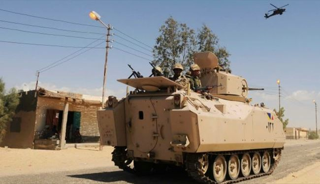 Egypt Army Kills over 58 ISIS-Linked Terrorists across Sinai in 3 days