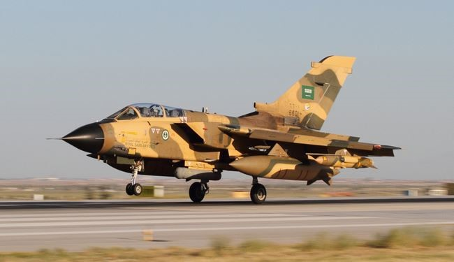Saudi Arabia Tornado Fighter Jets Join Turkey War Games