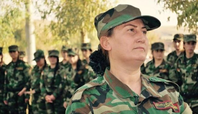 "Female Yazidi ""Sun Brigade"": ""Fighting ISIL is for Protecting Womankind"""