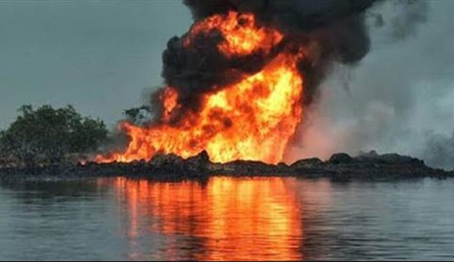 Terrorists Blow up Shell, Agip Pipelines in Nigeria