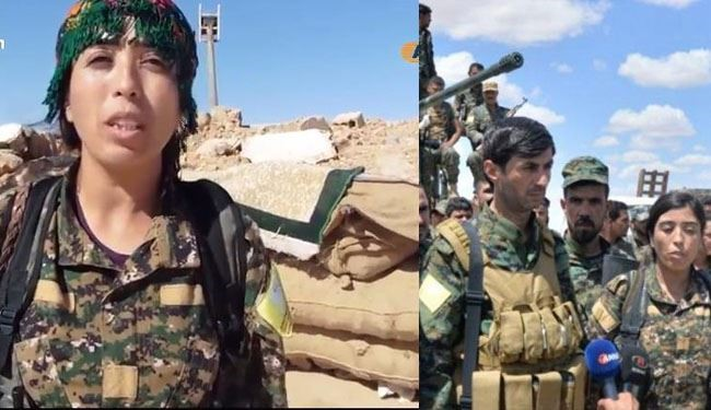 My Main Goal Liberating Kurdish, Syrian Women: Female Kurdish Commander Fighting ISIS