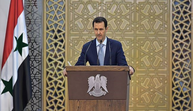 Syria Parliament to Discuss New Constitution: President Assad